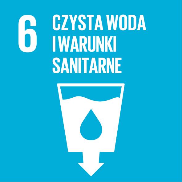 Cel 6 Czysta woda i warunki sanitarne