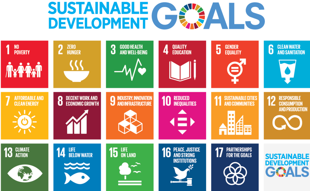 sustainability 17 SDGs