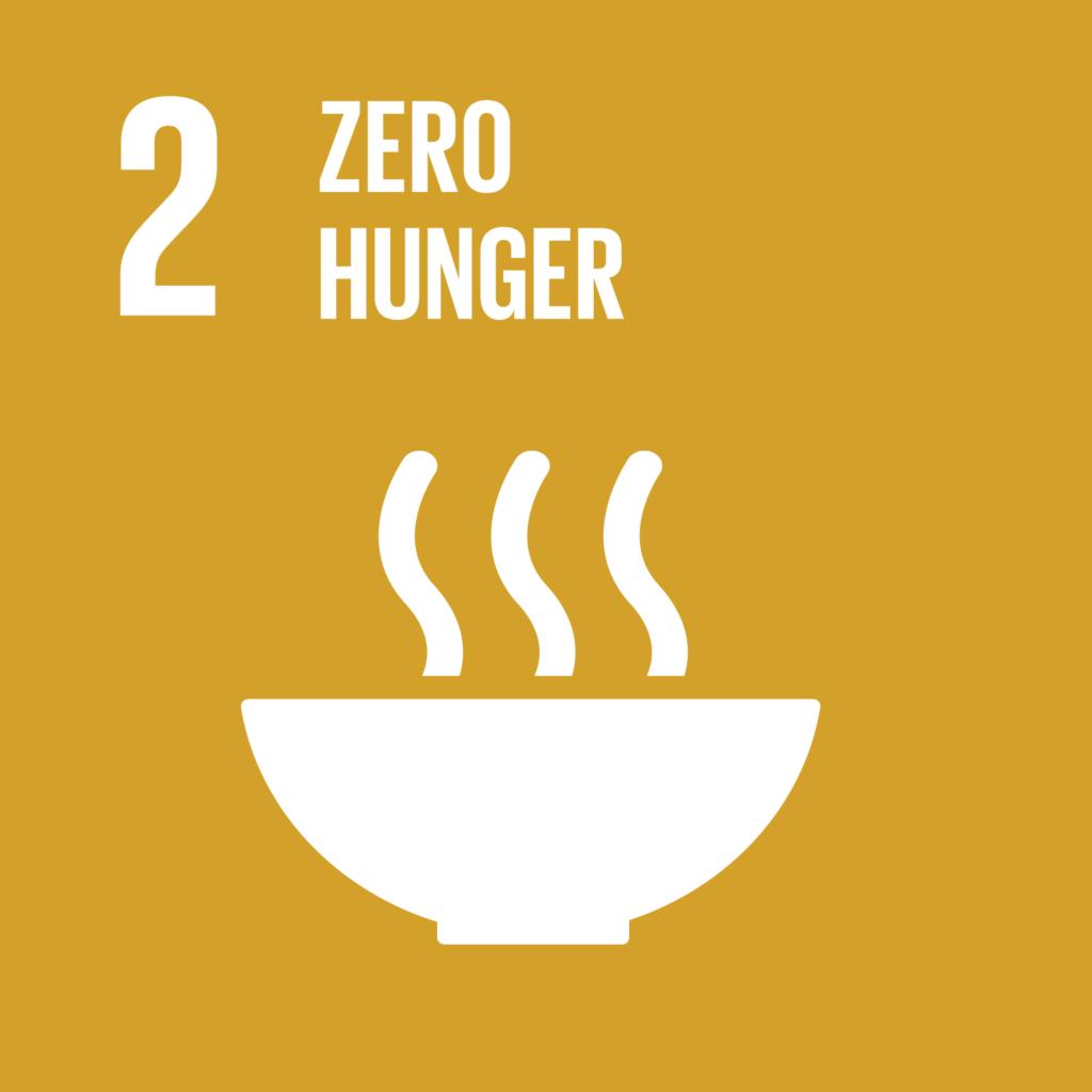 SDG2 Zero hunger Sustainable Develpment